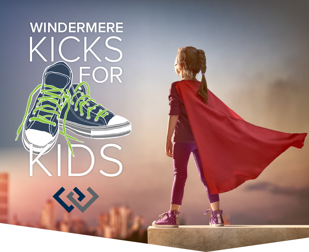 Windermere Kicks for Kids