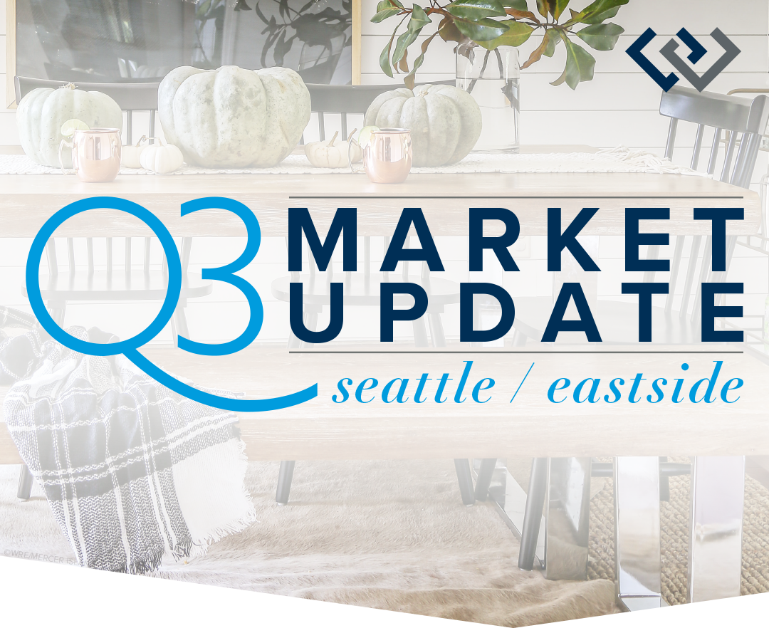 Q3 Market Update for Seattle/Eastside